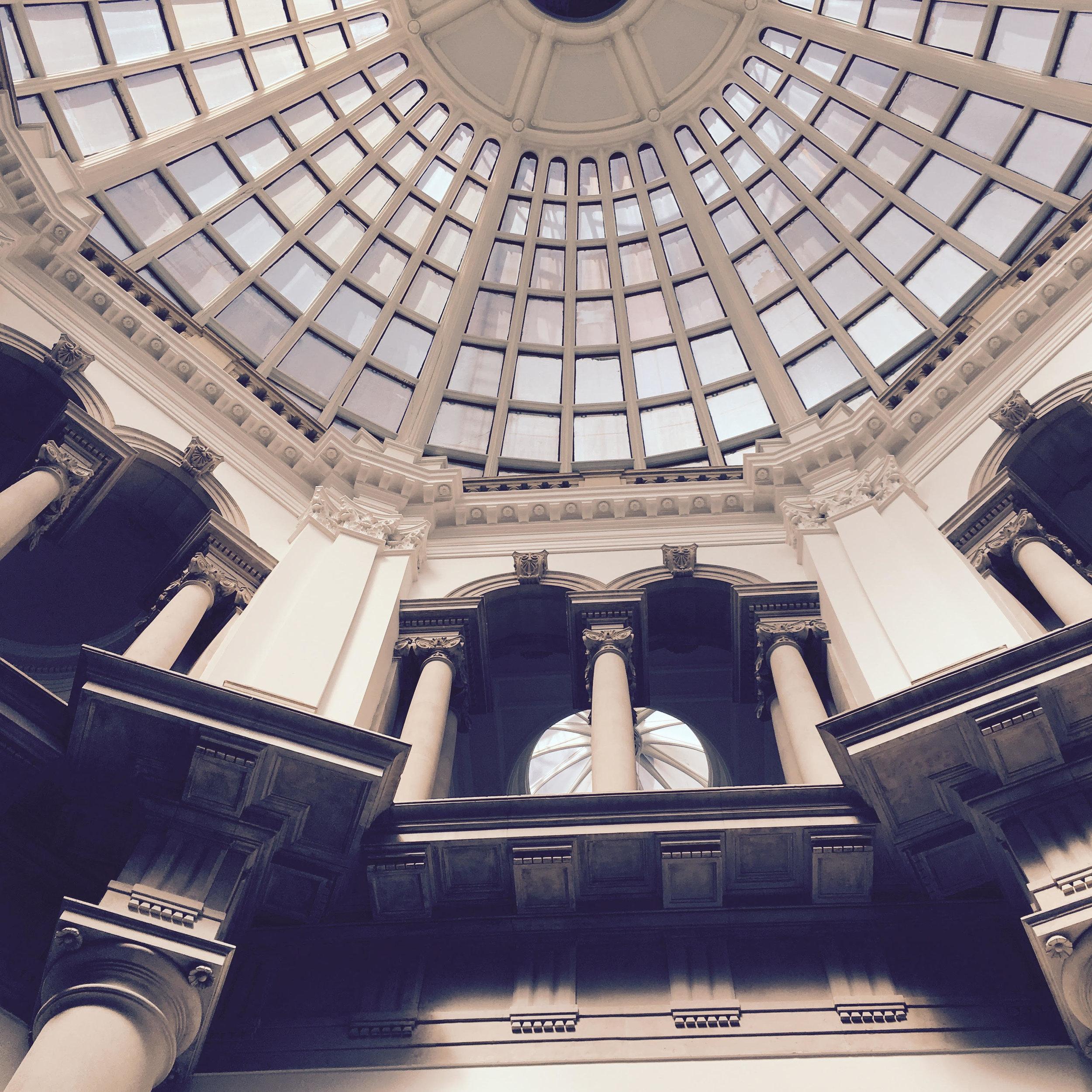 Tate Britain Ceiling