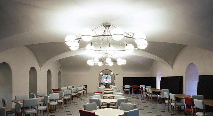 Djanogly Cafe at the  Tate Britain