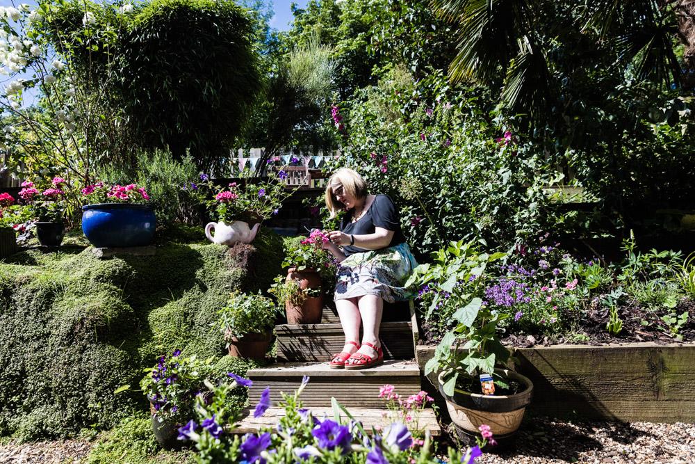 Inspired by Trebach Garden in Cornwall