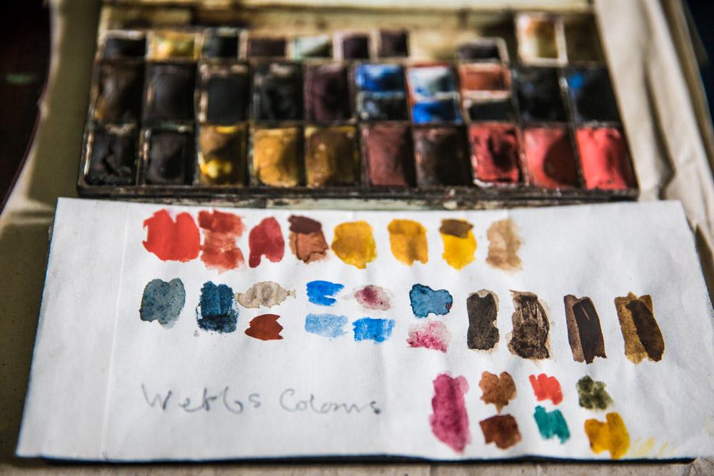 Webb's Colours