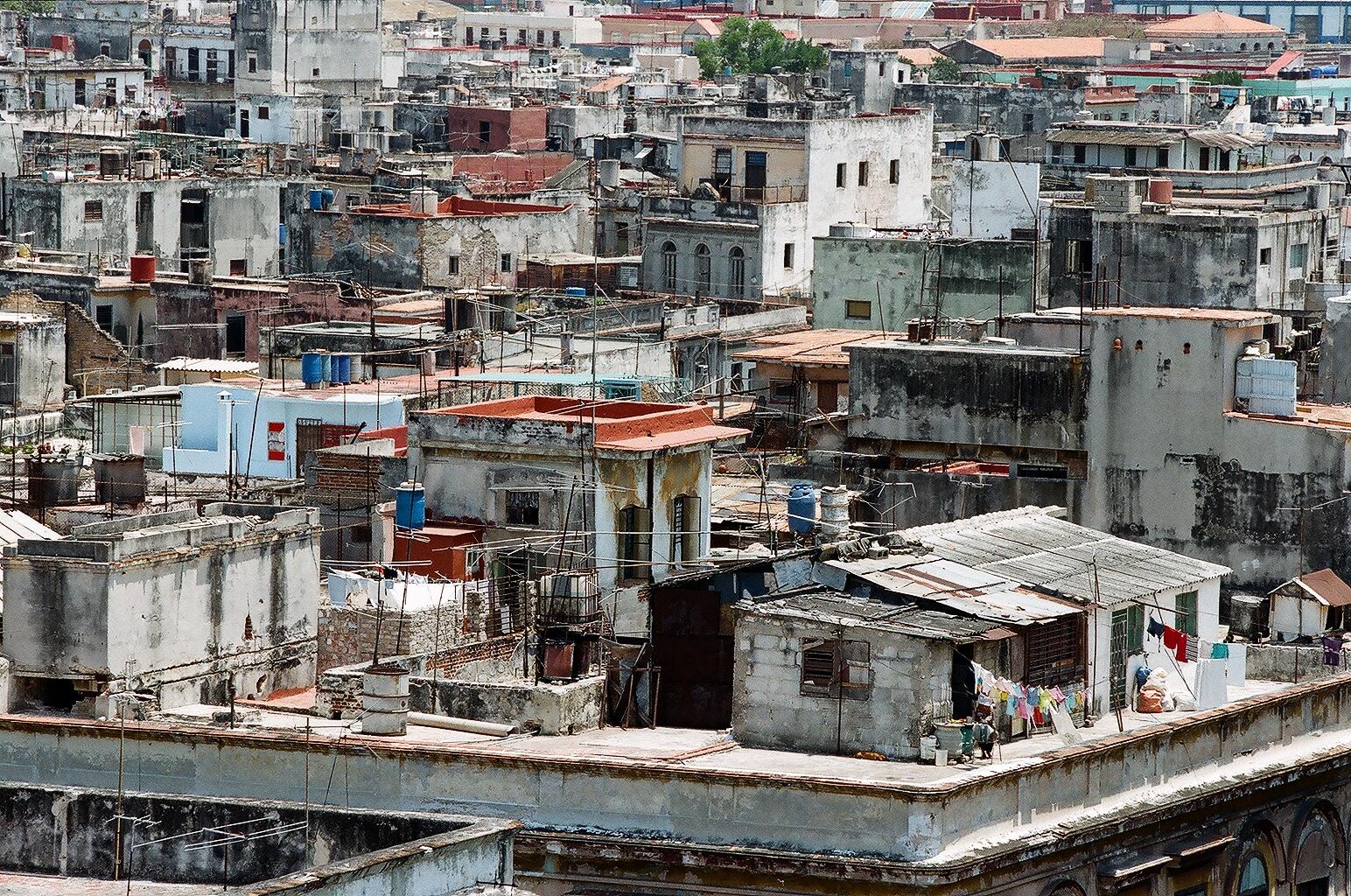 Rooftops of Havana