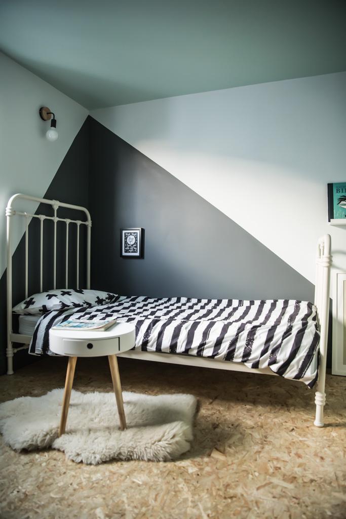 Monochrome Mint Kids Bedroom.jpg