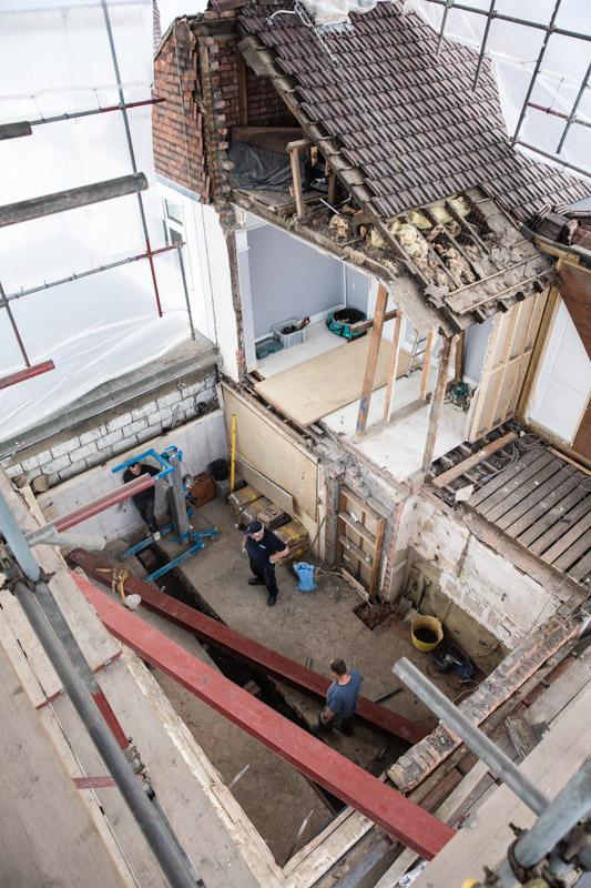 Renovation Process