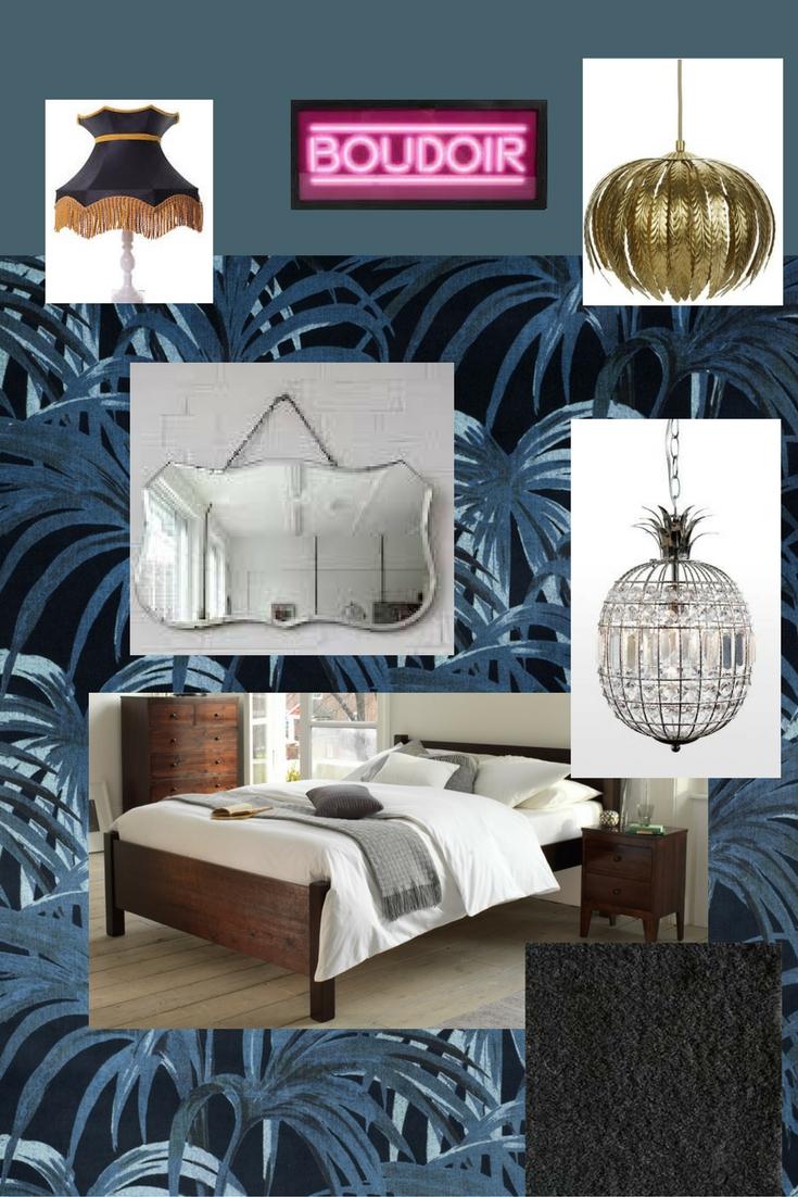 Bedroom Inspiration from Boardwalk Empire