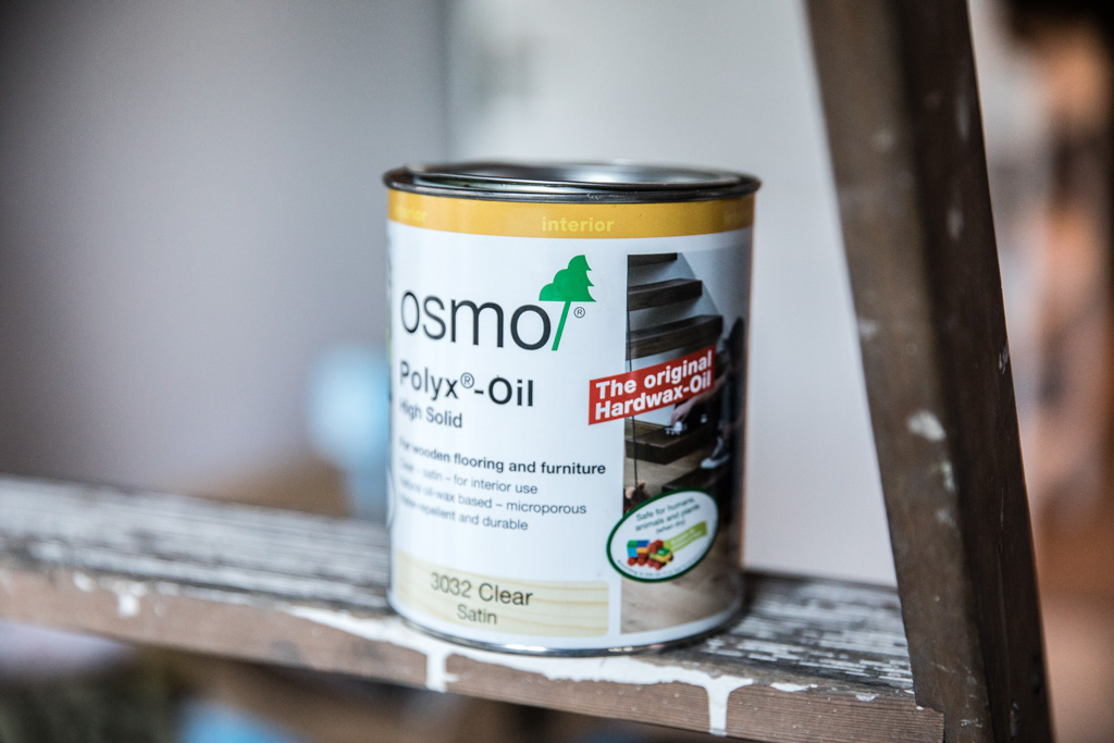 Osmo Polyx-oil High solid Clear Satin