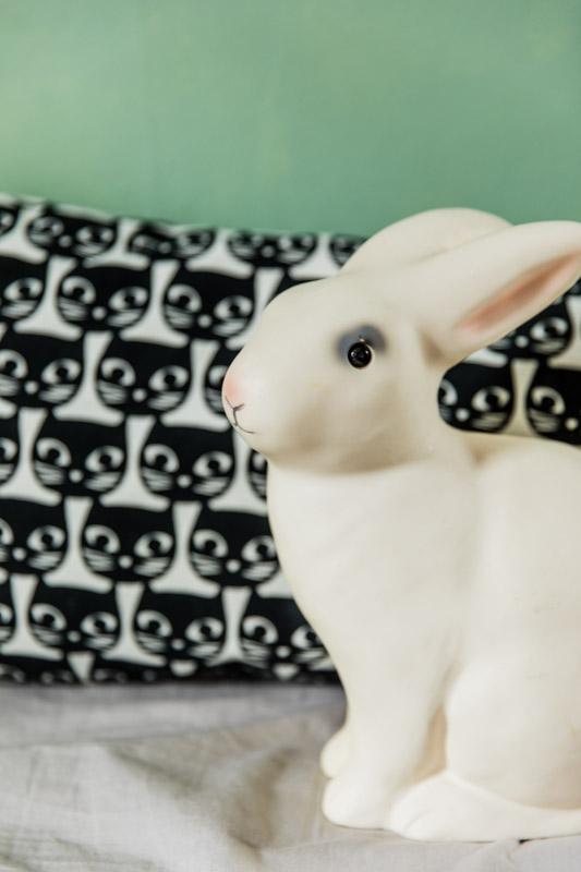 Rabbit kids bedroom light