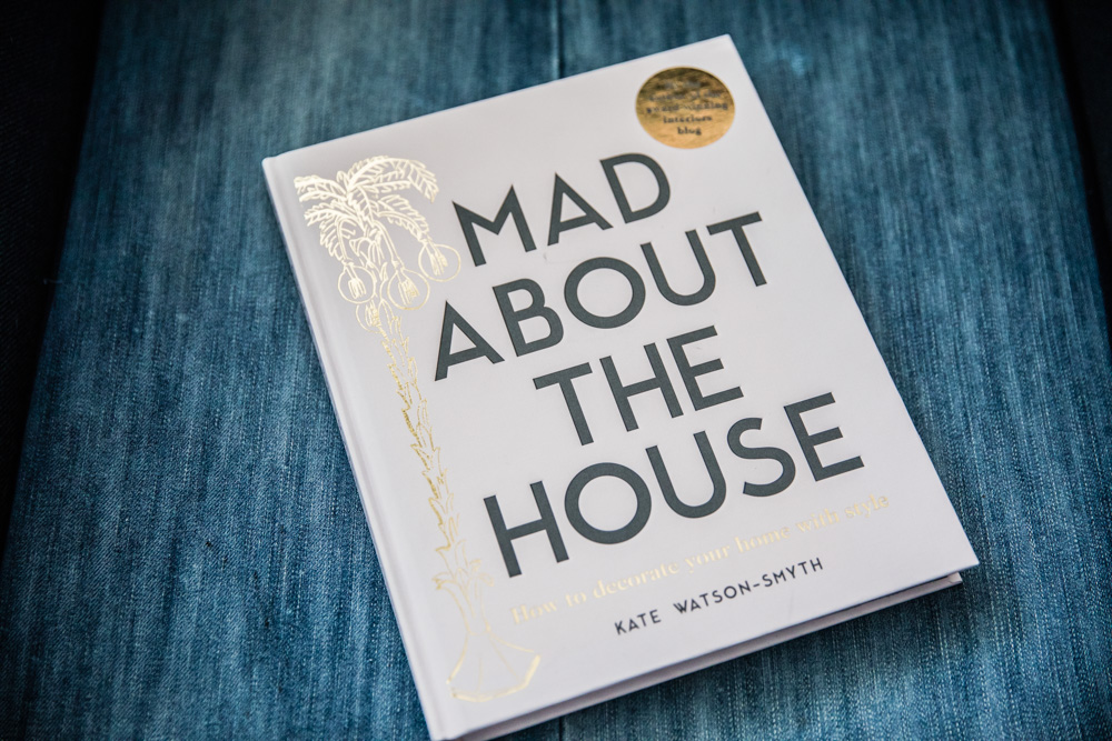 Donna Ford Interior Design Books-Mad about the house