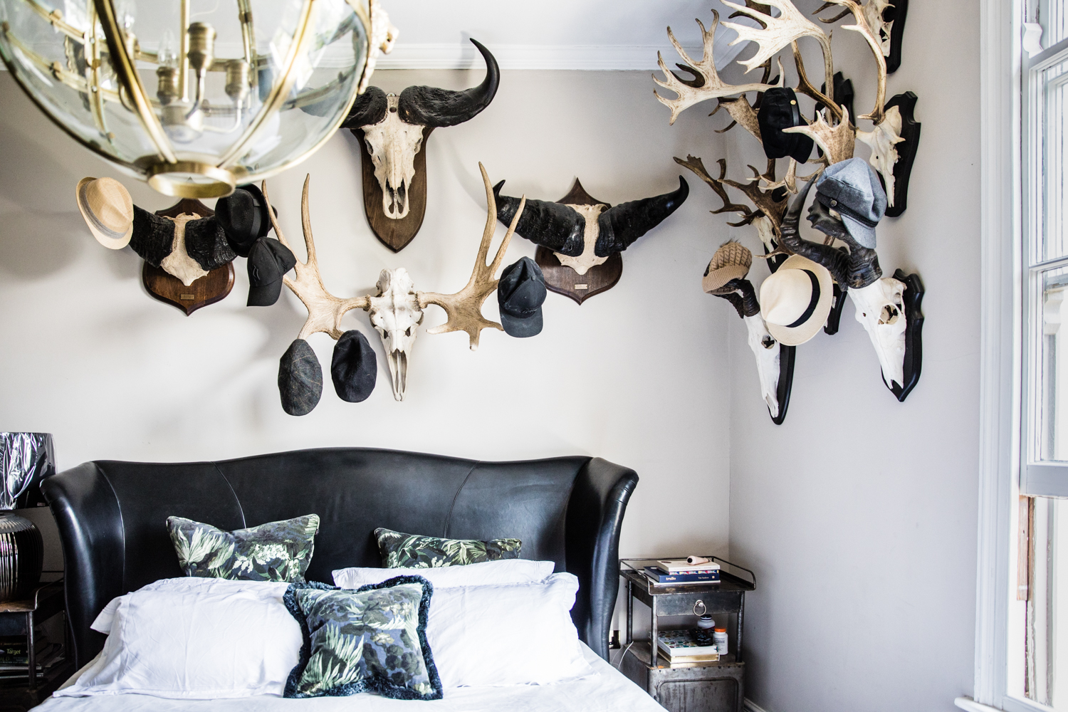 Check out those House of Hackney cushions