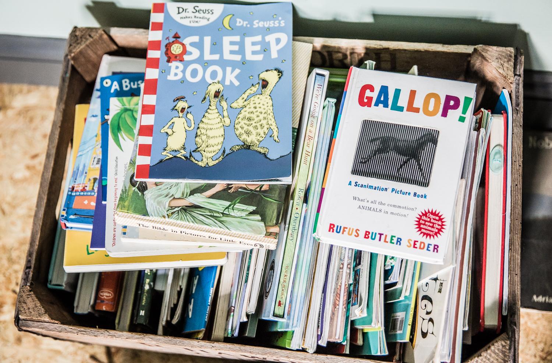 Kids bedroom update - Donna Ford Bedtime books for kids