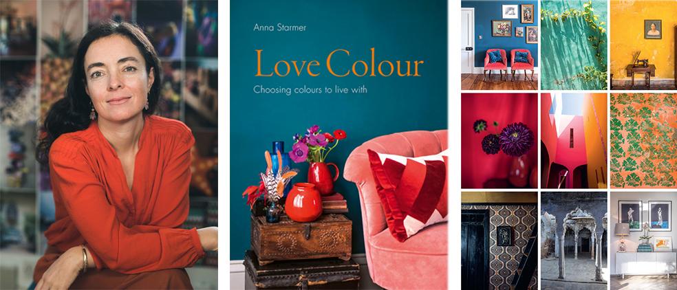 Love Colour by Anna Starmer