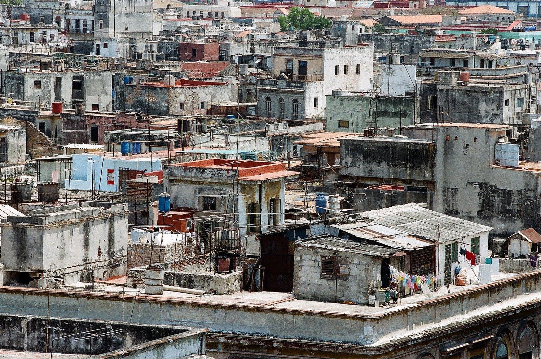 Roofs of Havana