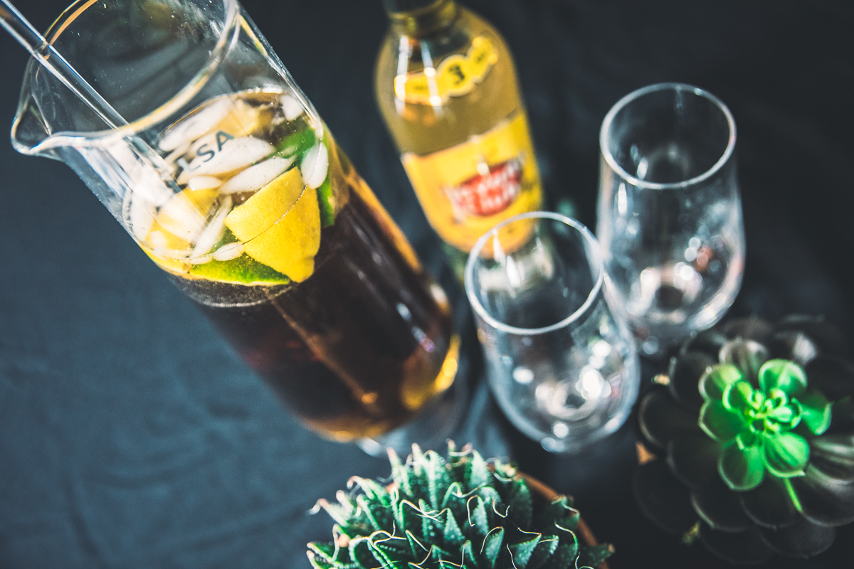 Cuba Libre Cocktail - National Rum Day