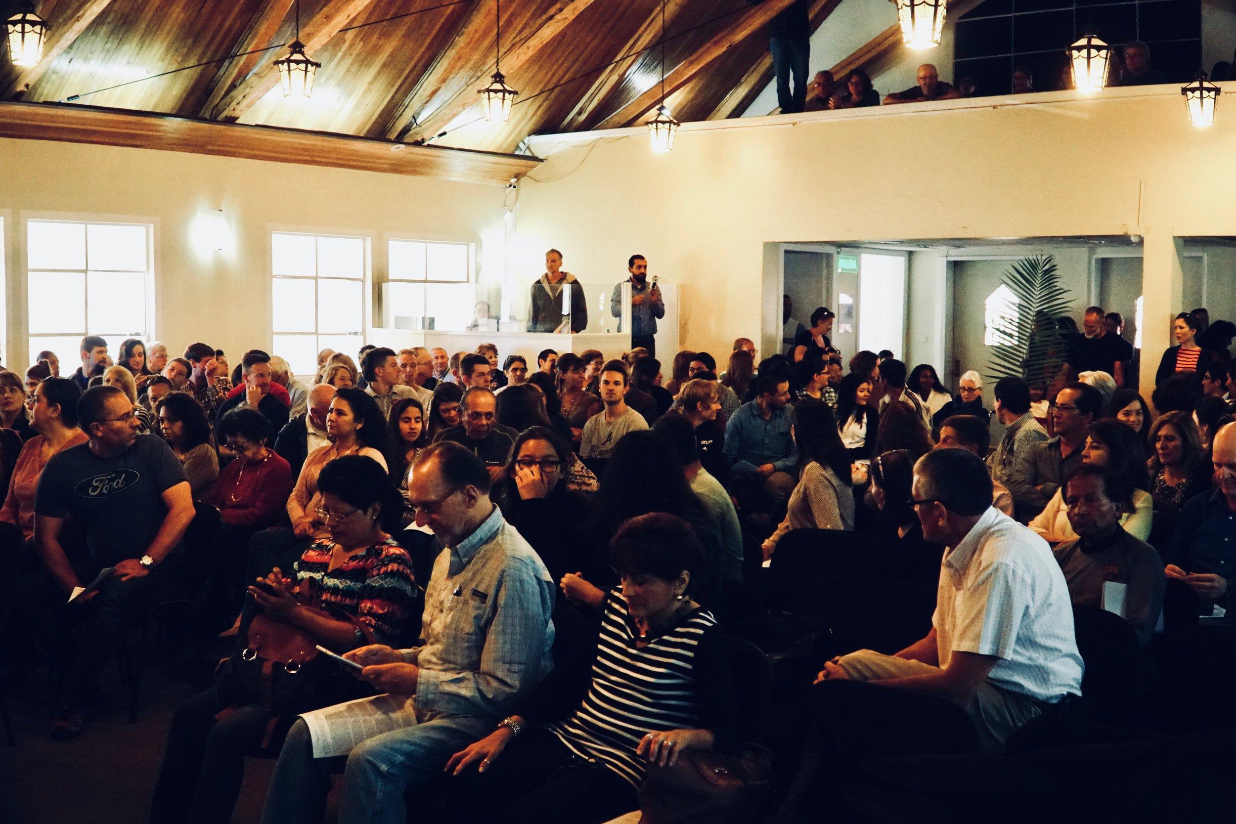 gathered worship - SUNDAYS AT 9:30AM