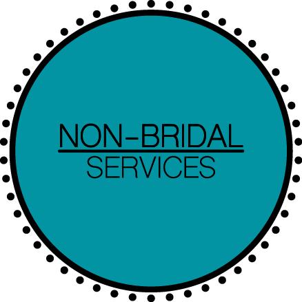 Non-Bridal Services