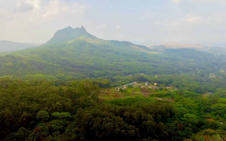 The Land of Aloha--Pu'uhonua o Waimānalo, Waimānalo, Hawai'i