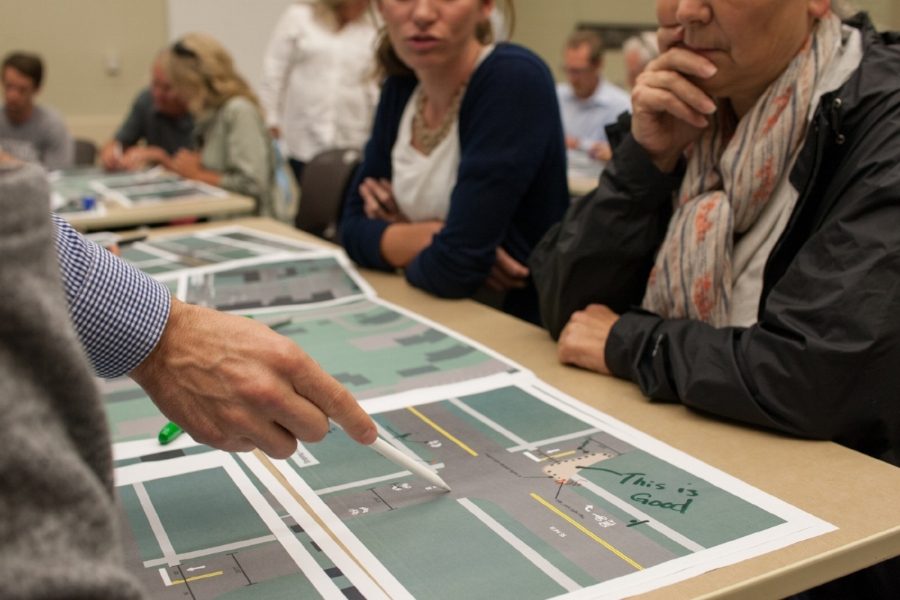 More than 200 people contributed ideas during the planning phase.