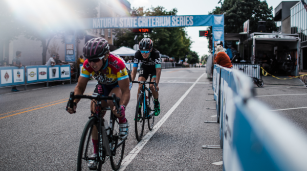 Photo by  Blk Elk Media , Official Media Sponsor of the Natural State Criterium Series