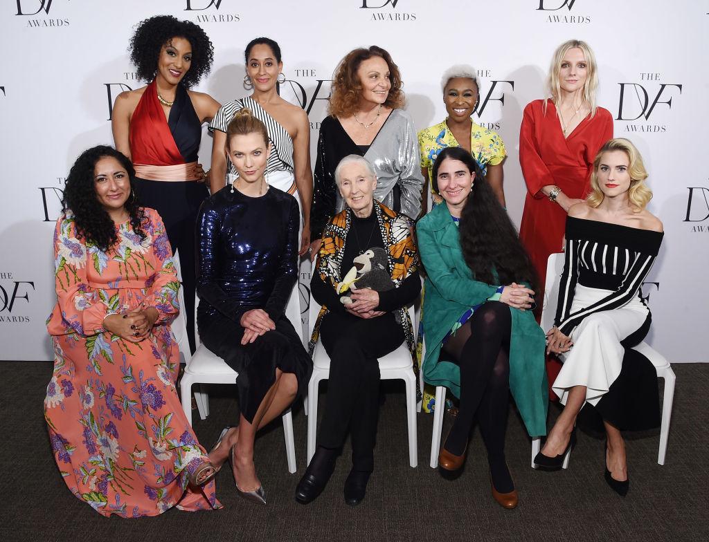 New York Times | DVF Awards