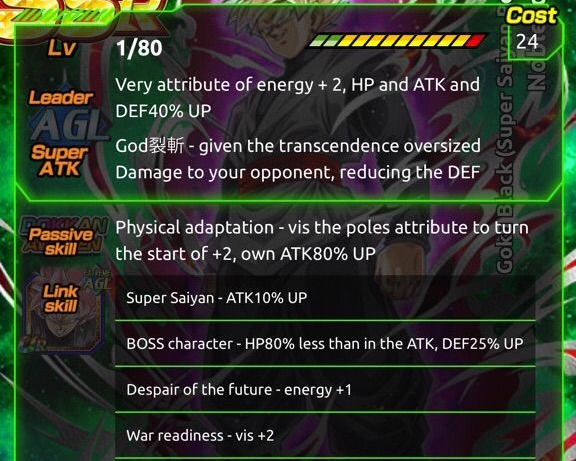 Goku + Vegito's abilities were meta changing. Players knew this would be an important card to own.