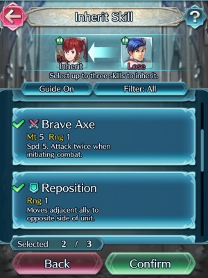 Skill Inheritance allows players to build their own custom Heroes by taking skills from one hero to another.