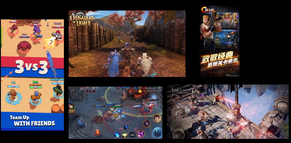 Is Midcore evolving once more? Brawl Stars and Strike of Kings have proven hat Moba and Moba-light games have appeal and games like Crusaders of Light and Lineage 2 show that even an MMO has potential in some parts of the world. Contra in China is making bank despite being a 2D shooter on mobile! Whilst I wouldn't expect many of these titles to succeed in the west, it will influence the next generation of mobile midcore hits.