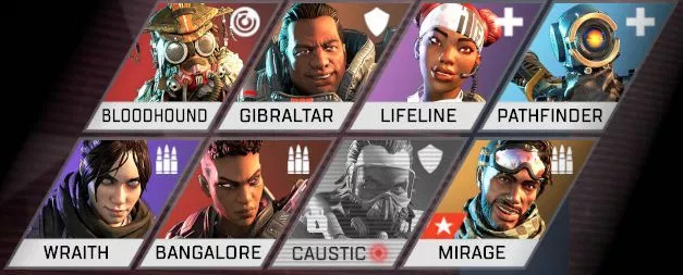 The classes in APEX Legends offer a meaningful product differentiation that is more than just visual or a gameplay tweak.