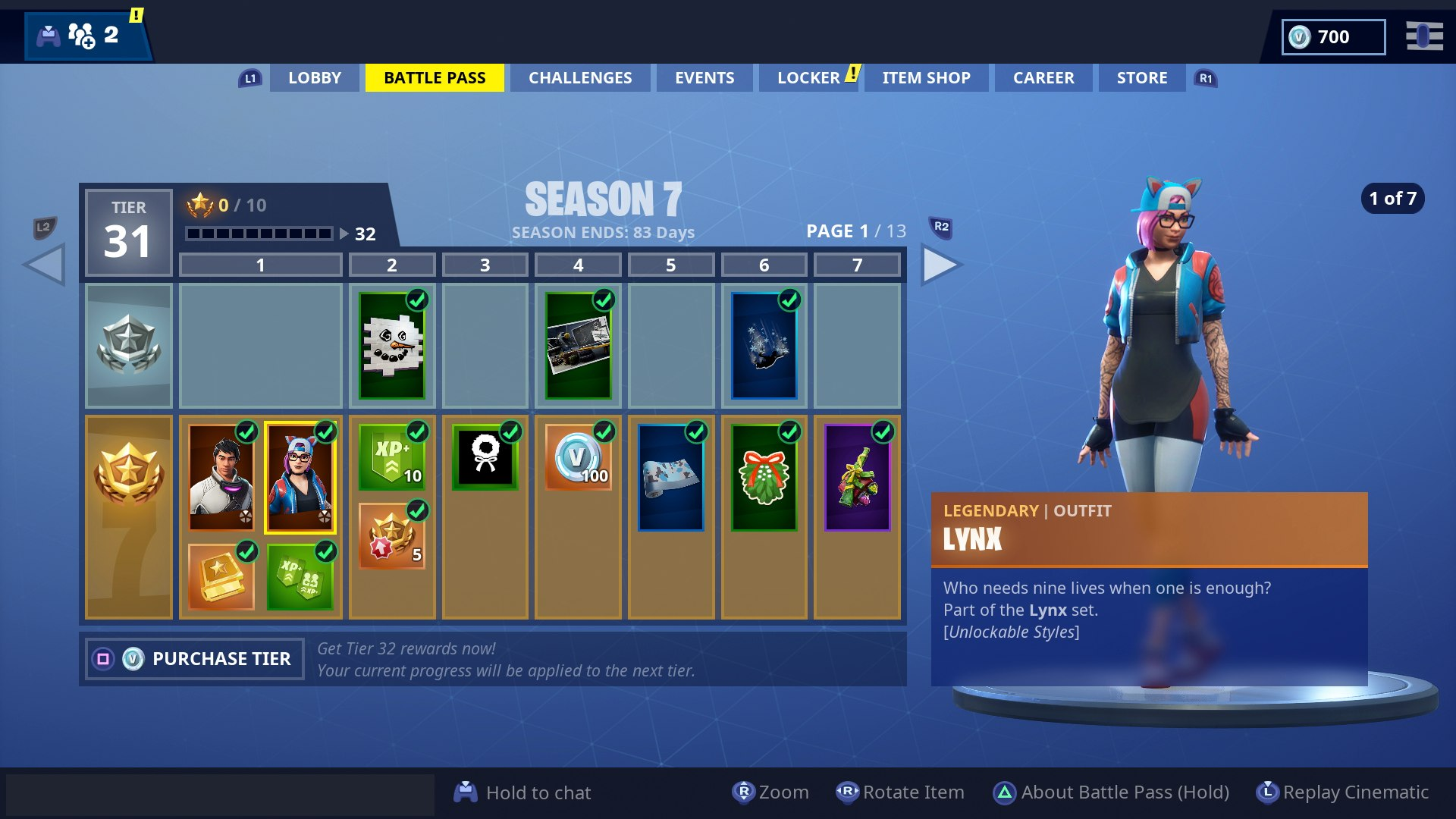 Battle Pass, while not perfect, is a good example of a premium experience the player receives from a subscription. It also creates a very powerful loop, where a subscribed player is rewarded for engaging more.