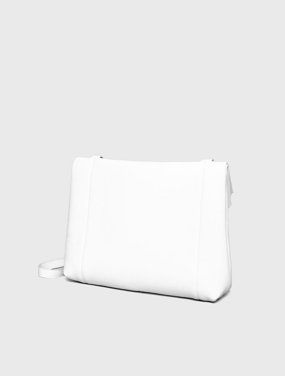 Neoprene Leather Foldover Tote back.jpg