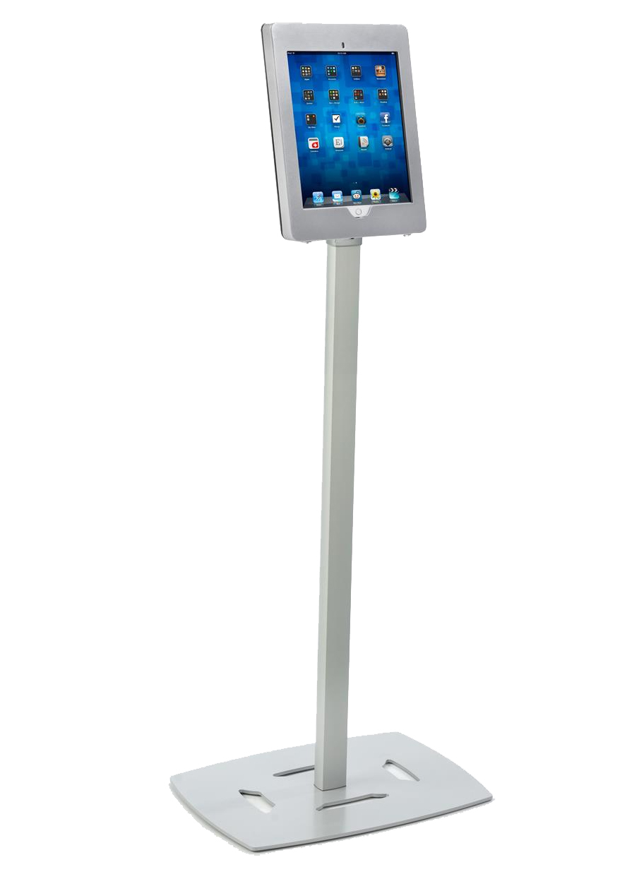 This iPad on a stick is already better at customer service than 99% of people.