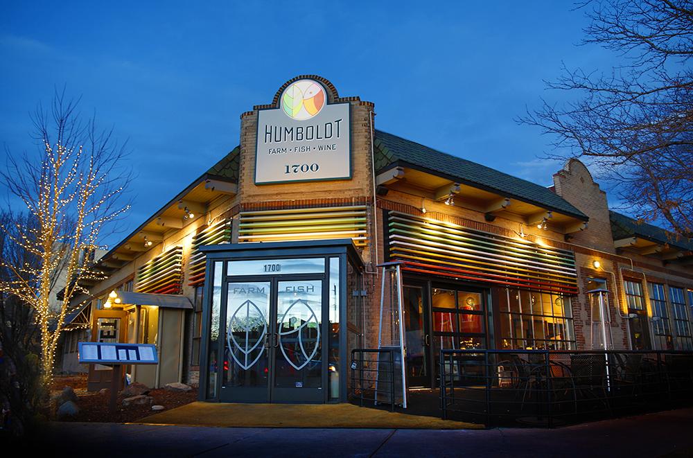 Humboldt farm :Fish : Wine