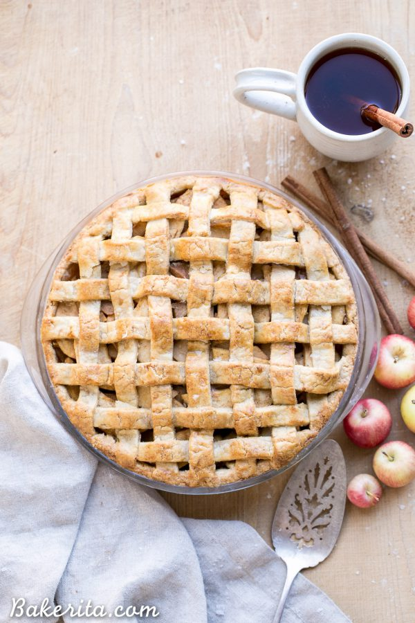 Paleo Apple Pie - The Best Paleo Desserts For Summer Gatherings That Your Guests Will Rave Over