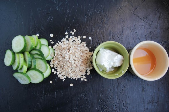 All natural DIY face masks to try at home.