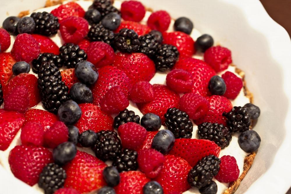 Paleo Berry Pie Recipe