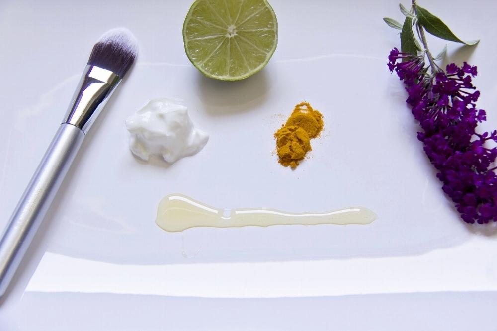 Turmeric Mask Recipe