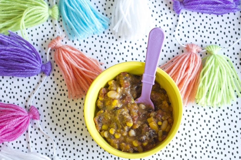Healthy Kids Meal Ideas- Butternut Chili