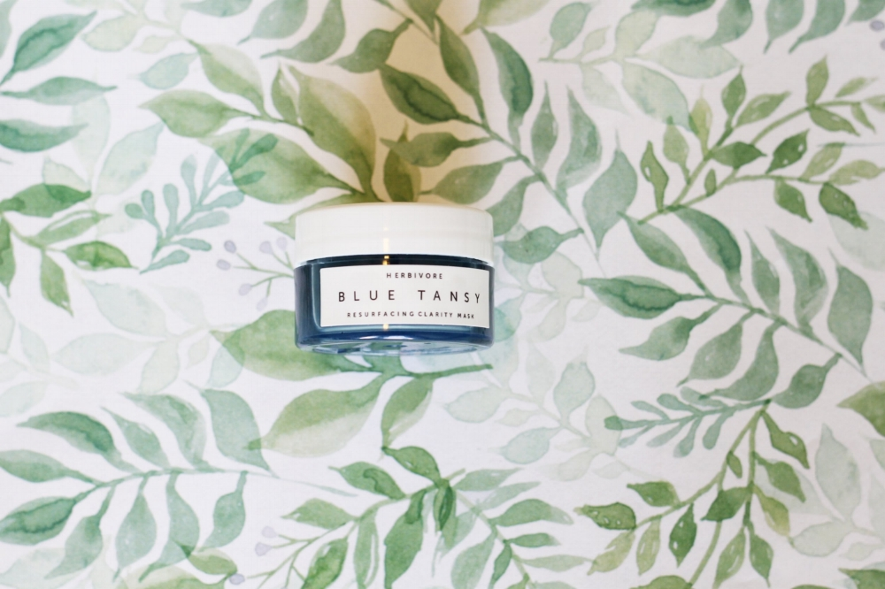 Herbivore Botanicals Blue Tansy Mask - Beauty Review