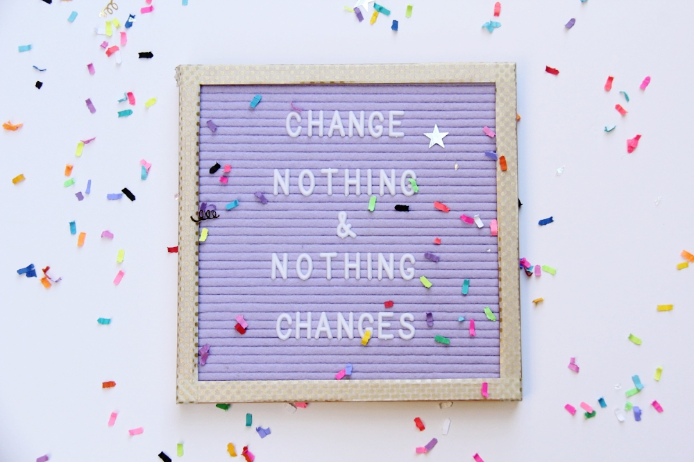 Felt Like Sharing - Colorful Felt Letter Boards