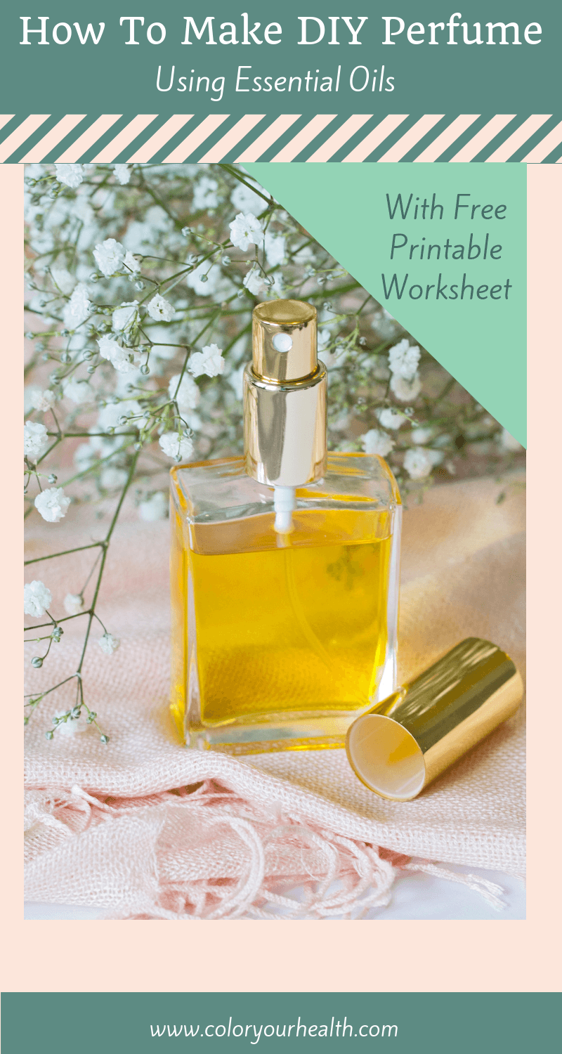8 Easy And Amazing Long Lasting Perfume Recipes Using Essential Oils