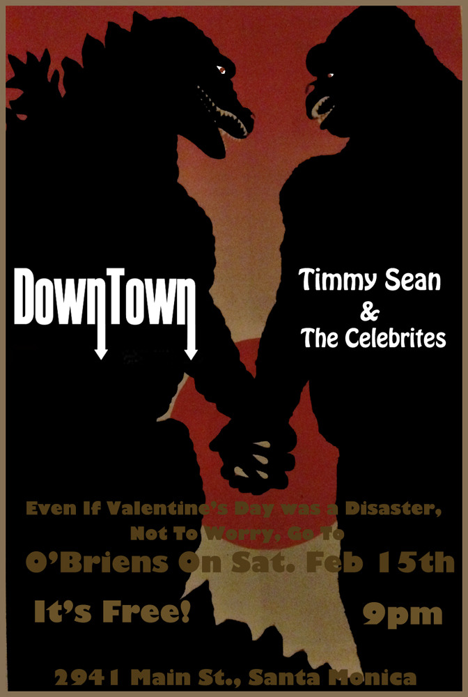 Join us to celebrate how well your Valentine's Day went, or to drown your sorrows on how terrible it turned out! We love you just the same.