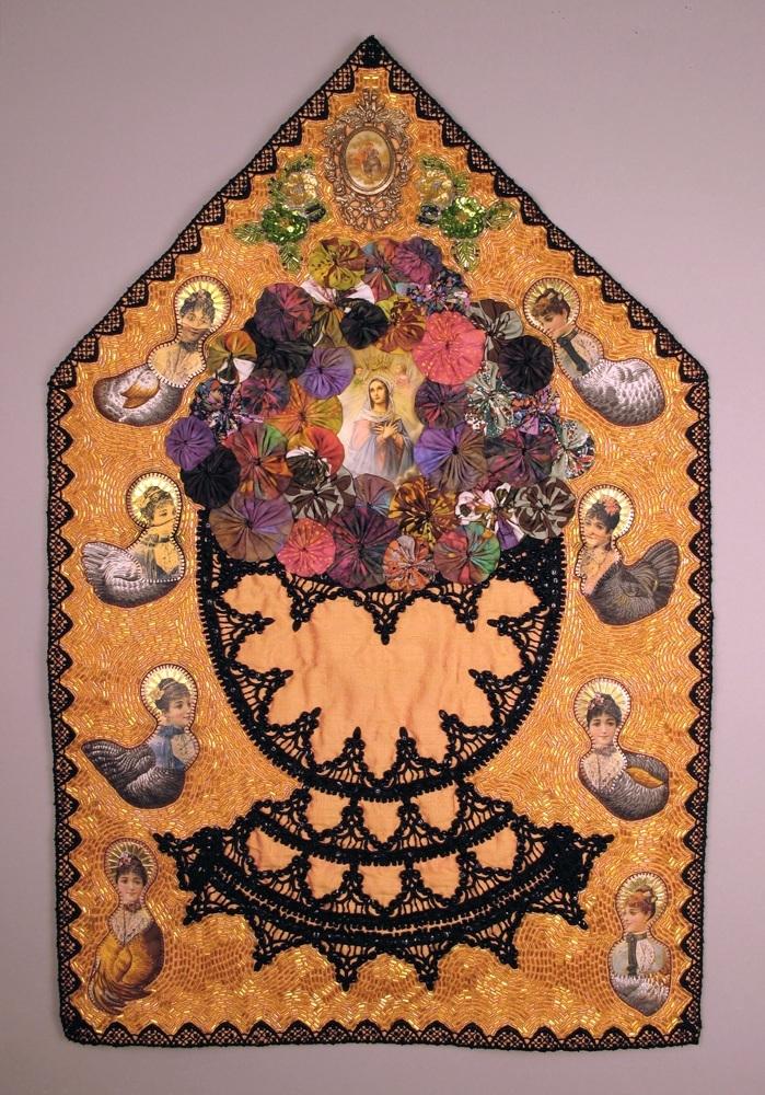 Gothic Vessel (After Duccio)