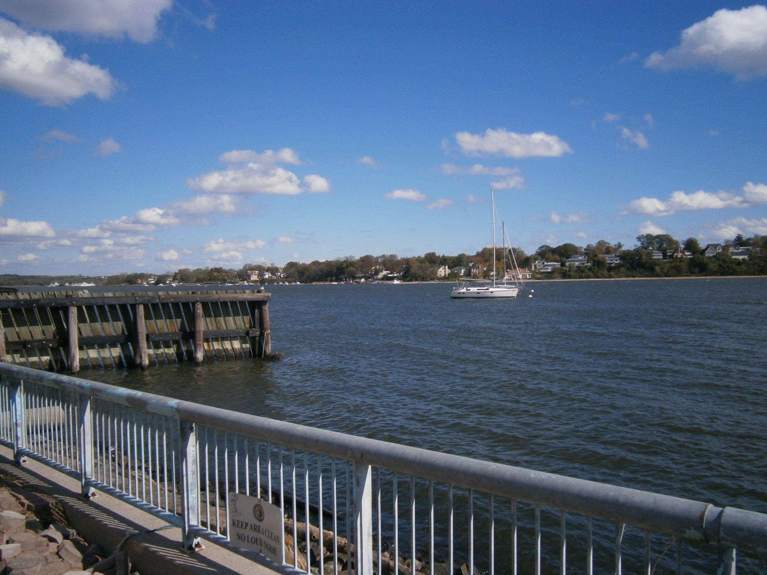 Perth Amboy waterfront.