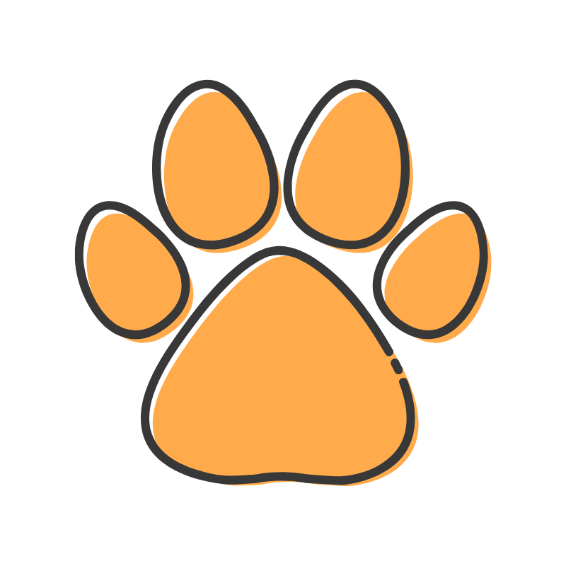 Santa Paws For Change The Bones Co Also orange paw print png available at png transparent variant. santa paws for change the bones co