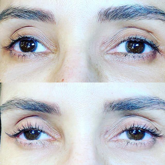 Beautiful bedroom eyes 🤩  #lashlift #ellebanalashlift #lashperm  Who's next??