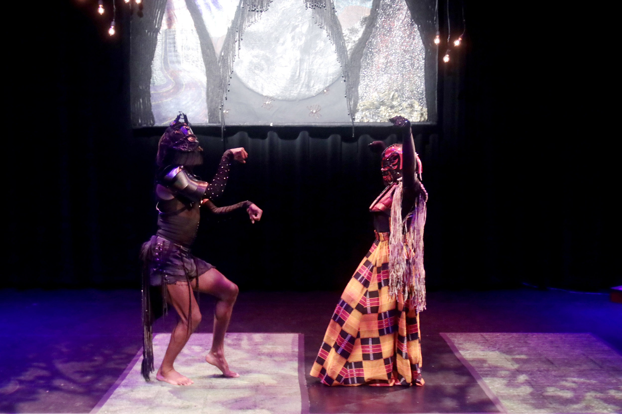 Hawa (The Ride) with The Pilot Dance Project  Orlando Hunter, Jr & Ashley Horn Nott  Photo by: Pin Lim