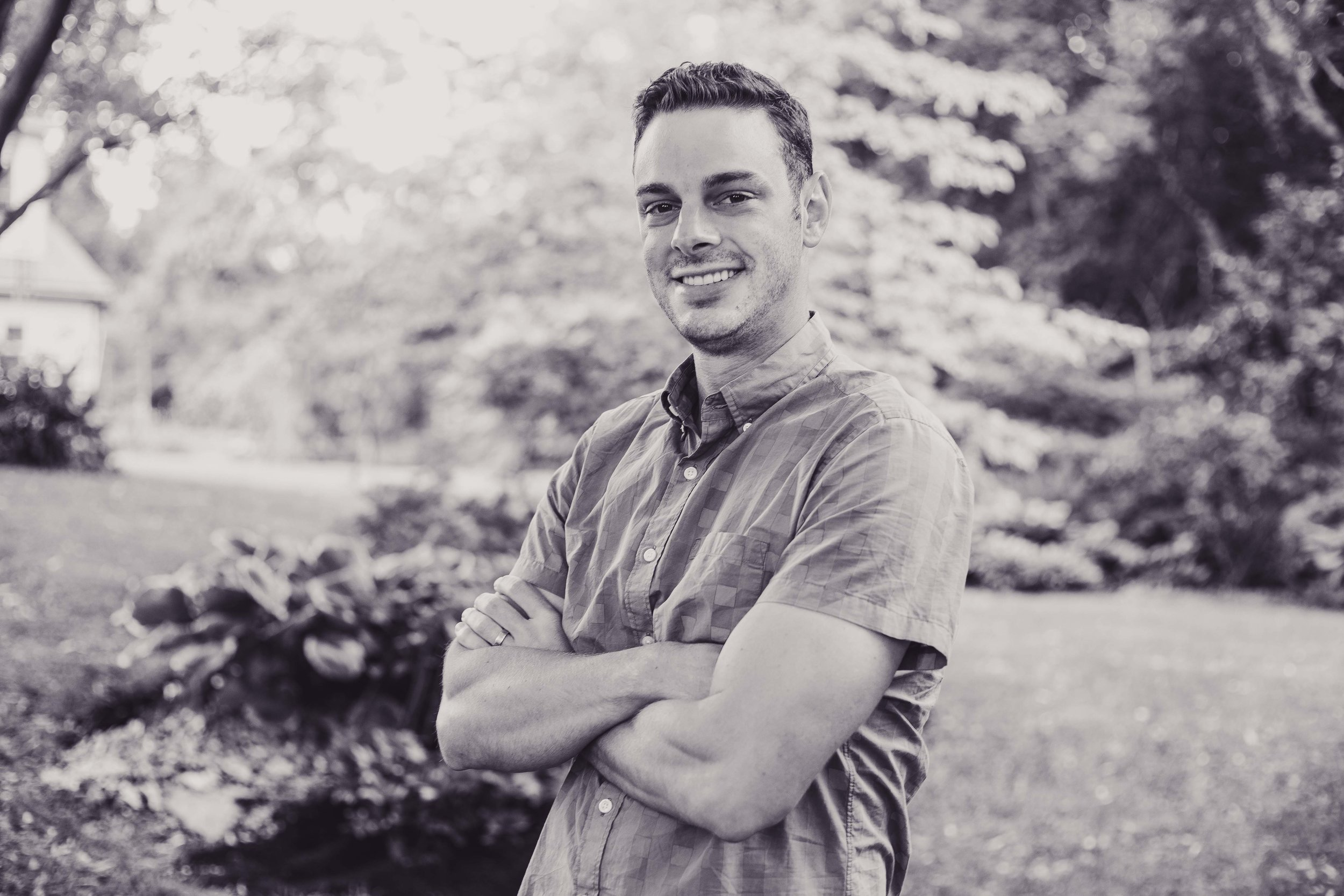 Ben Rodgers, Owner of Pivotol Branding and Marketing in Maine