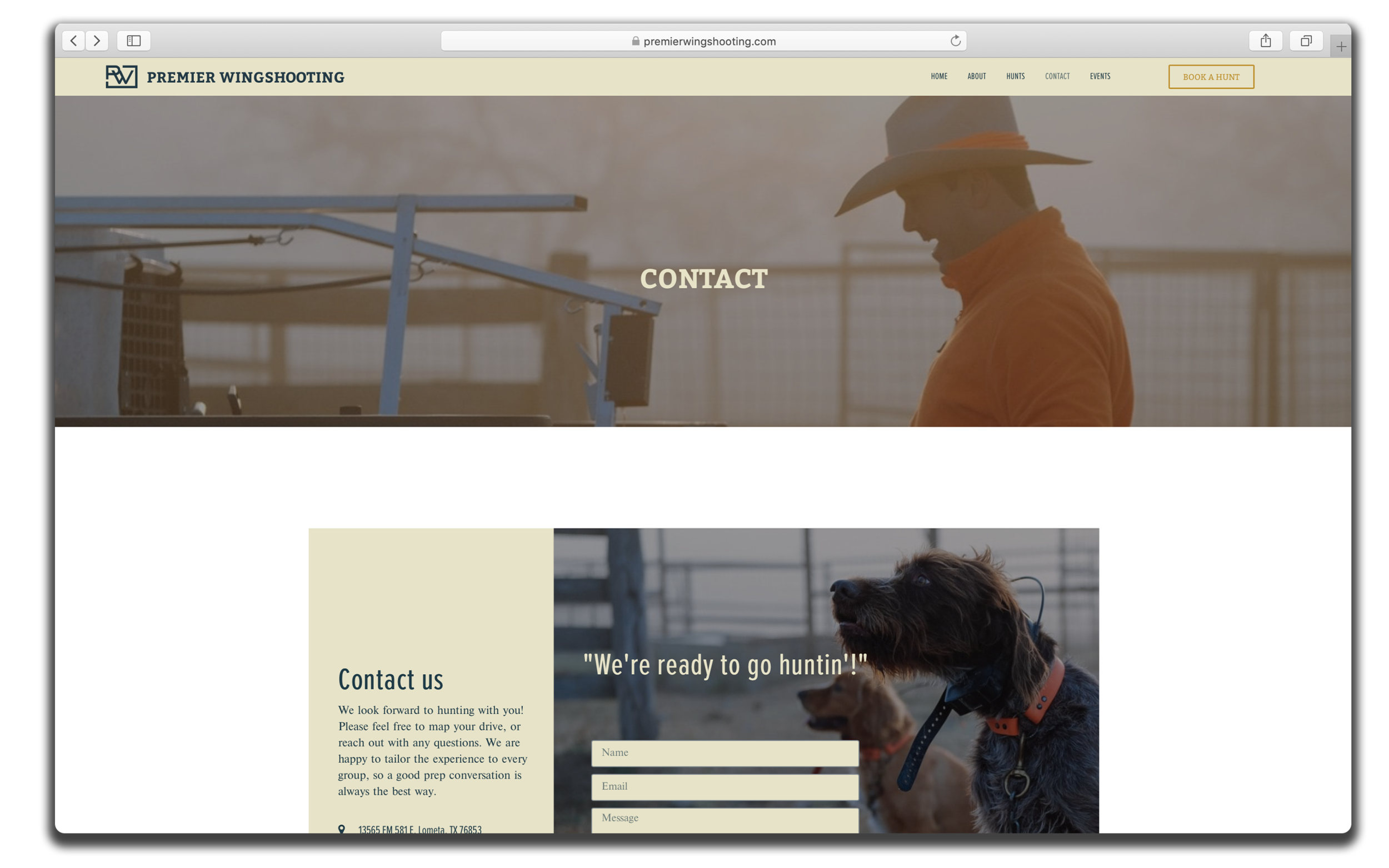 Premier Wingshooting Website Screenshot Drop Shadow 5.png