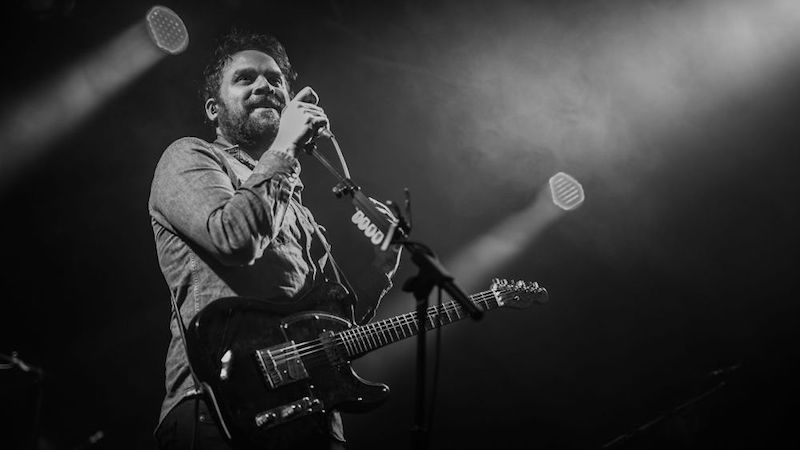Remembering Scott Hutchison of Frightened Rabbit (1981 - 2018)