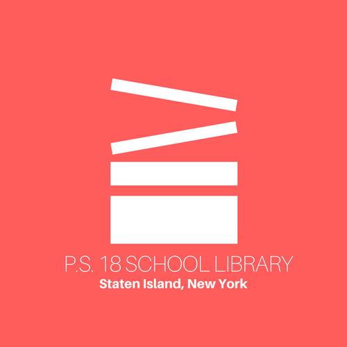 School Library Logo