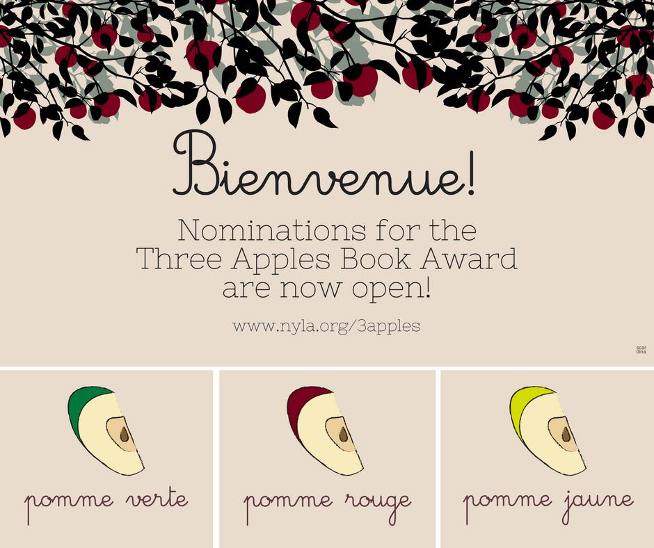 Book Award Announcement