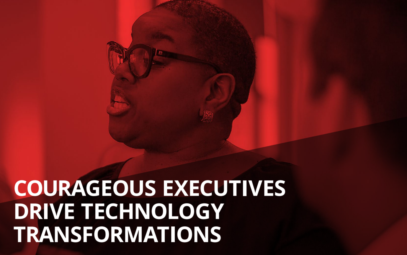 The Courageous Executive Report - Thoughtworks